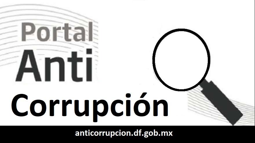 Portal anticorrupción